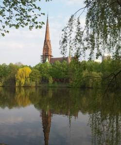 Kirche St. Gertrud