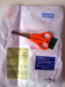Nochmal Post aus Japan